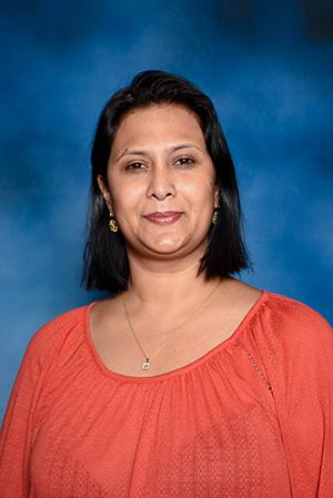 Mrs B Kallicharan