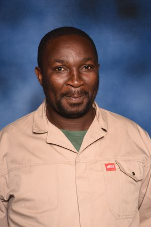 Mr C Dlamini GROUNDSMAN